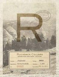 Rucksack Cellars